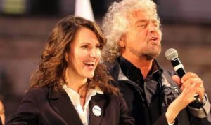m5s liguria alice salvatore beppe grillo