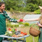 spesa dal contadino