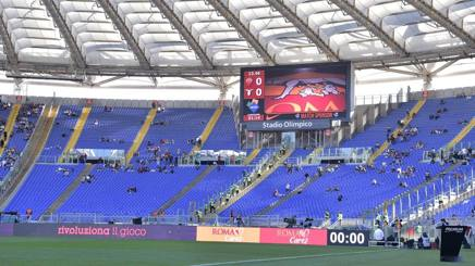 stadio olimpico barriere