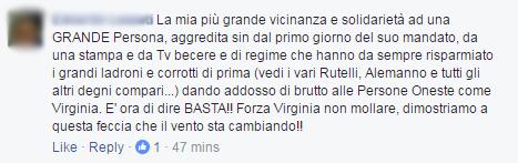 virginia raggi malore complotto - 3