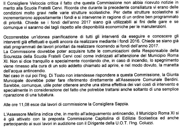affidamenti diretti municipio XI bando gara m5s -6