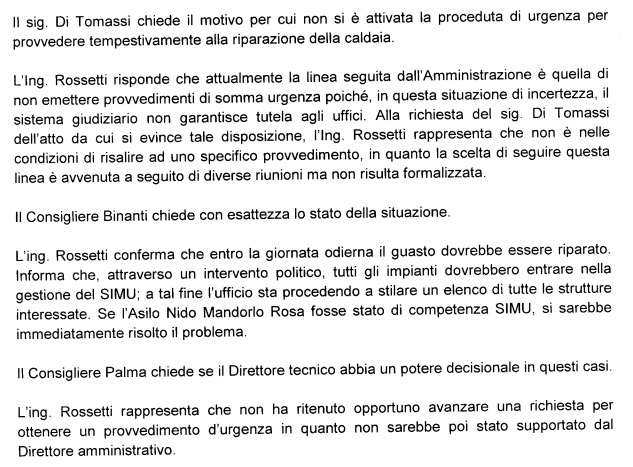 affidamenti diretti municipio XI bando gara m5s - 7