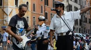 mozione anti artisti di strada roma municipio 1 - 1