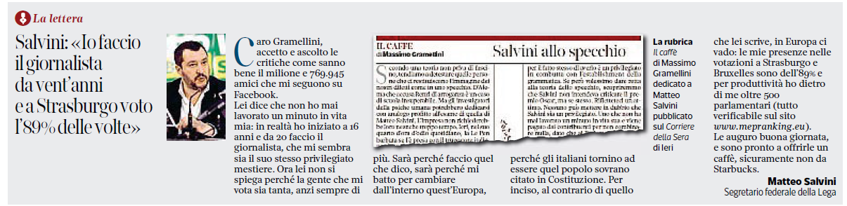 salvini gramellini fact checking
