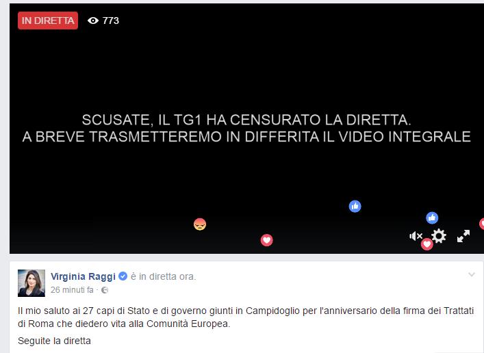 Roma, Le Iene attaccano la Raggi:
