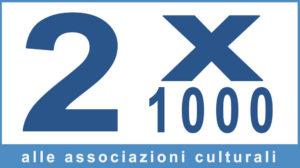 2 per mille cultura 1