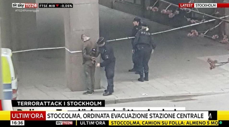 attentato stoccolma 2