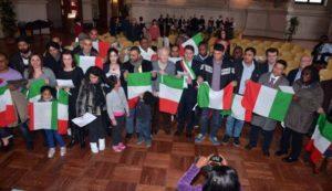 cittadinanza nuovi cittadini italiani