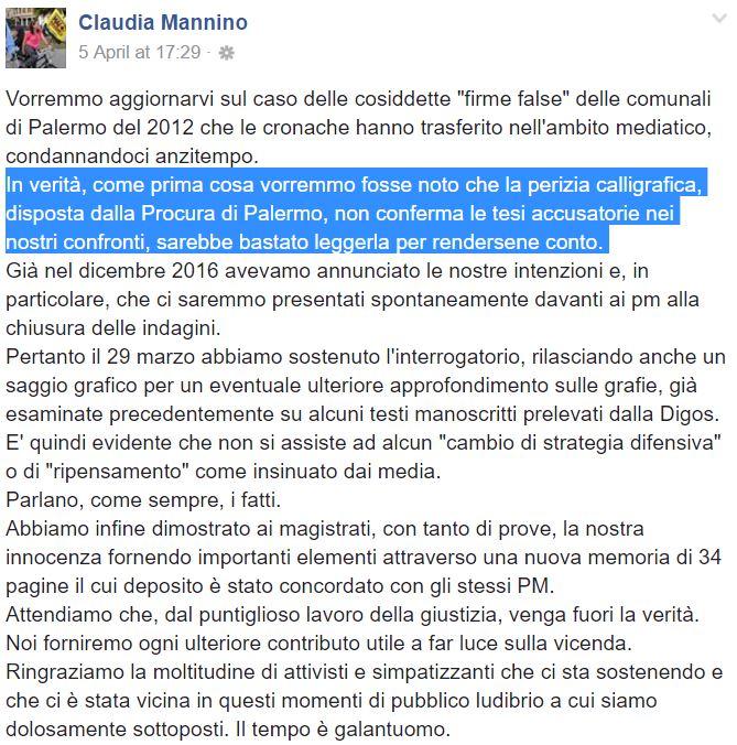 claudia mannino