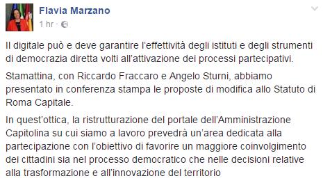 democrazia diretta roma - 2 m5s