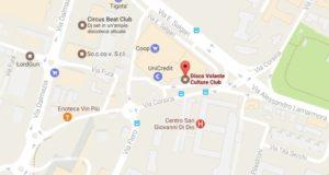 yaisy bonilla discoteca disco volante via corsica