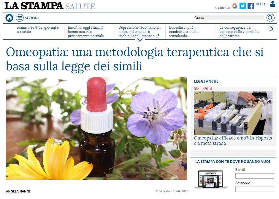 la-stampa-omeopatia molinari anna masera - 1
