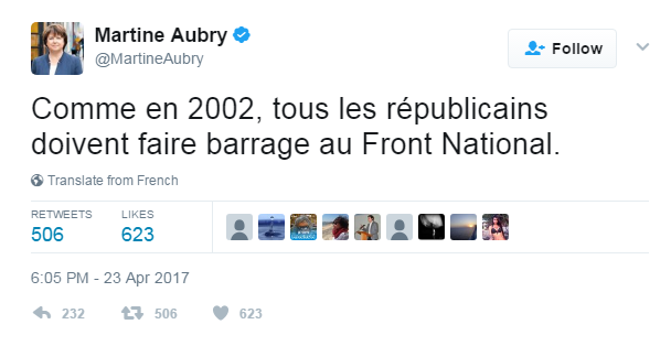 marine le pen presidente francia presidenziali 2017 - 2