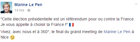 marine le pen presidente francia presidenziali 2017 - 4
