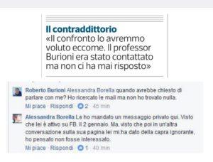 report roberto burioni