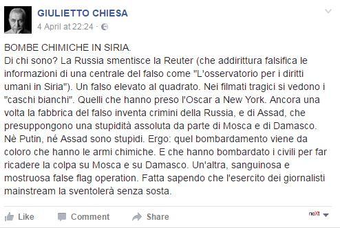 siria fake news complotti - 7