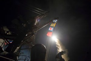trump assad siria