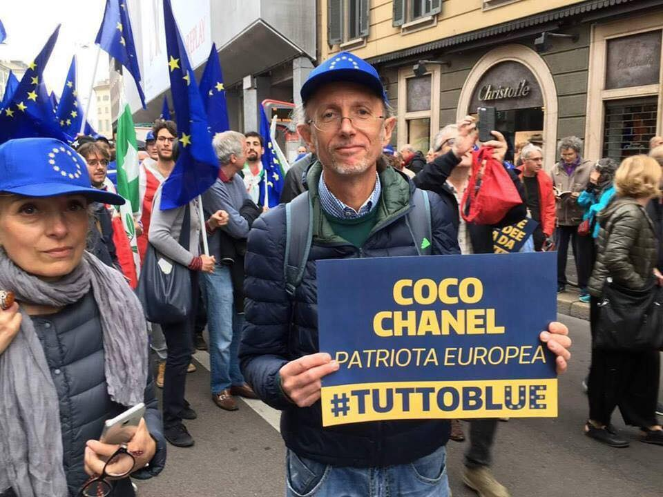 tuttoblue popolo blue 25 aprile - 2 #tuttoblUE