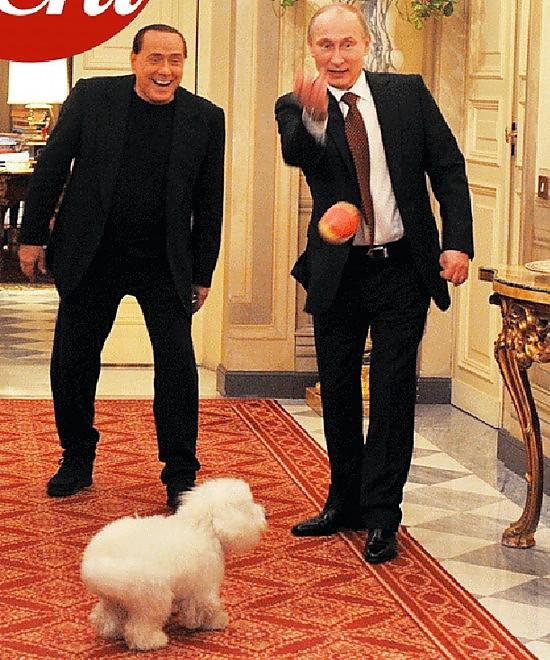Non solo Forza Italia, Berlusconi studia una lista Dudù per gli animalisti