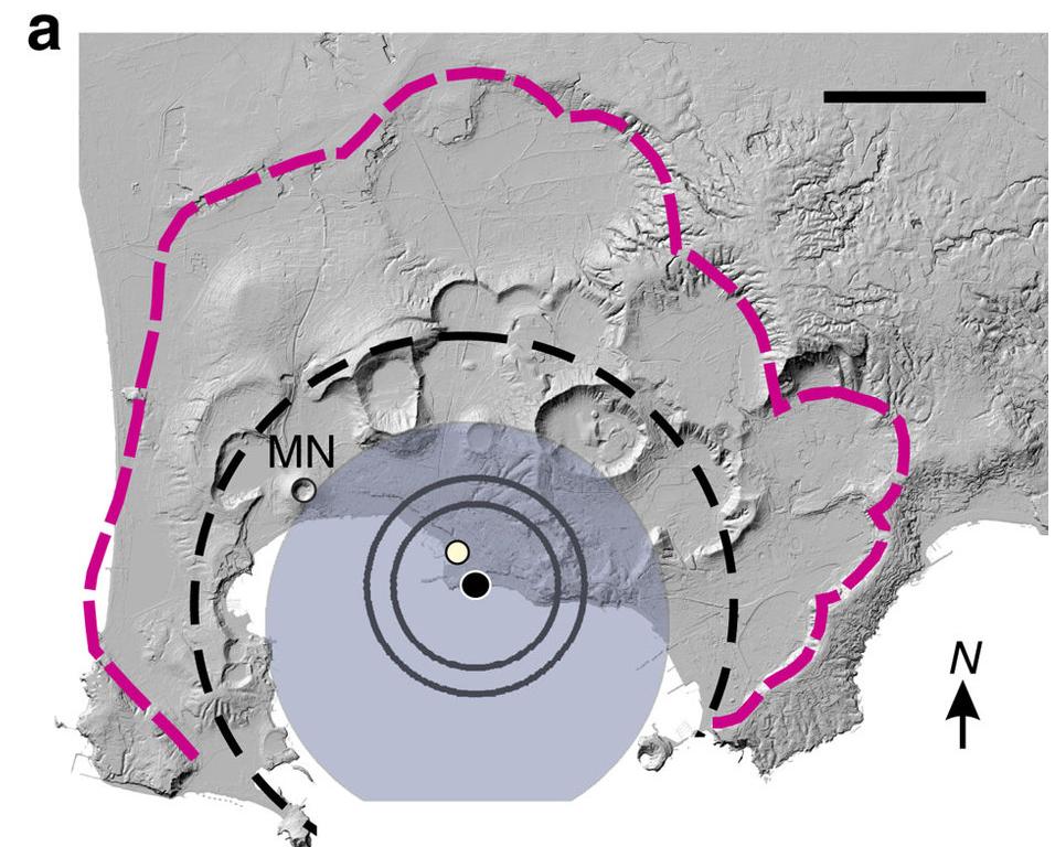 campi flegrei caldera nature supervulcano eruzione - 3
