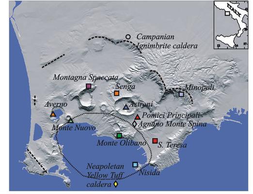 campi flegrei caldera nature supervulcano eruzione - 4