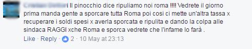 complotto renzi pd immondizia roma emergenza rifiuti - 10