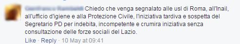 complotto renzi pd immondizia roma emergenza rifiuti - 11