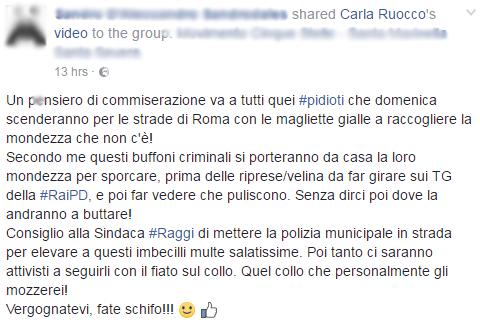 complotto renzi pd immondizia roma emergenza rifiuti - 4