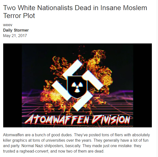 devon arthurs neonazista florida islam terrorismo - 4
