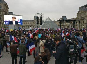 elezioni francia macron le pen