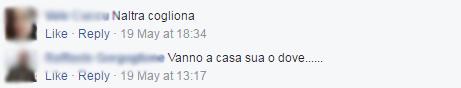 insulti mara rubichi cesano boscone - 4
