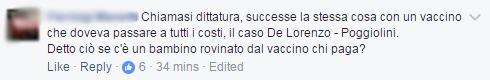lorenzin vaccinazioni obbligatorie scuola decreto cdm - 11