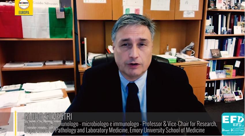 m5s vaccini guido silvestri - 1