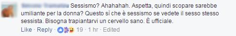 maria elena boschi sessismo libero - 1
