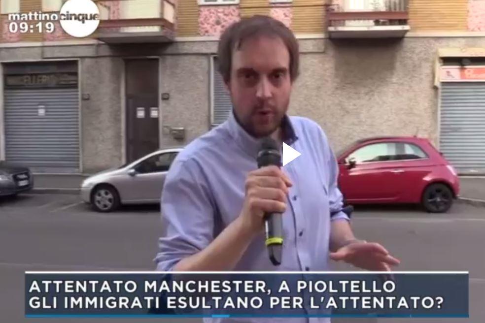 Pioltello, incendiato un bar per una fake news su Manchester
