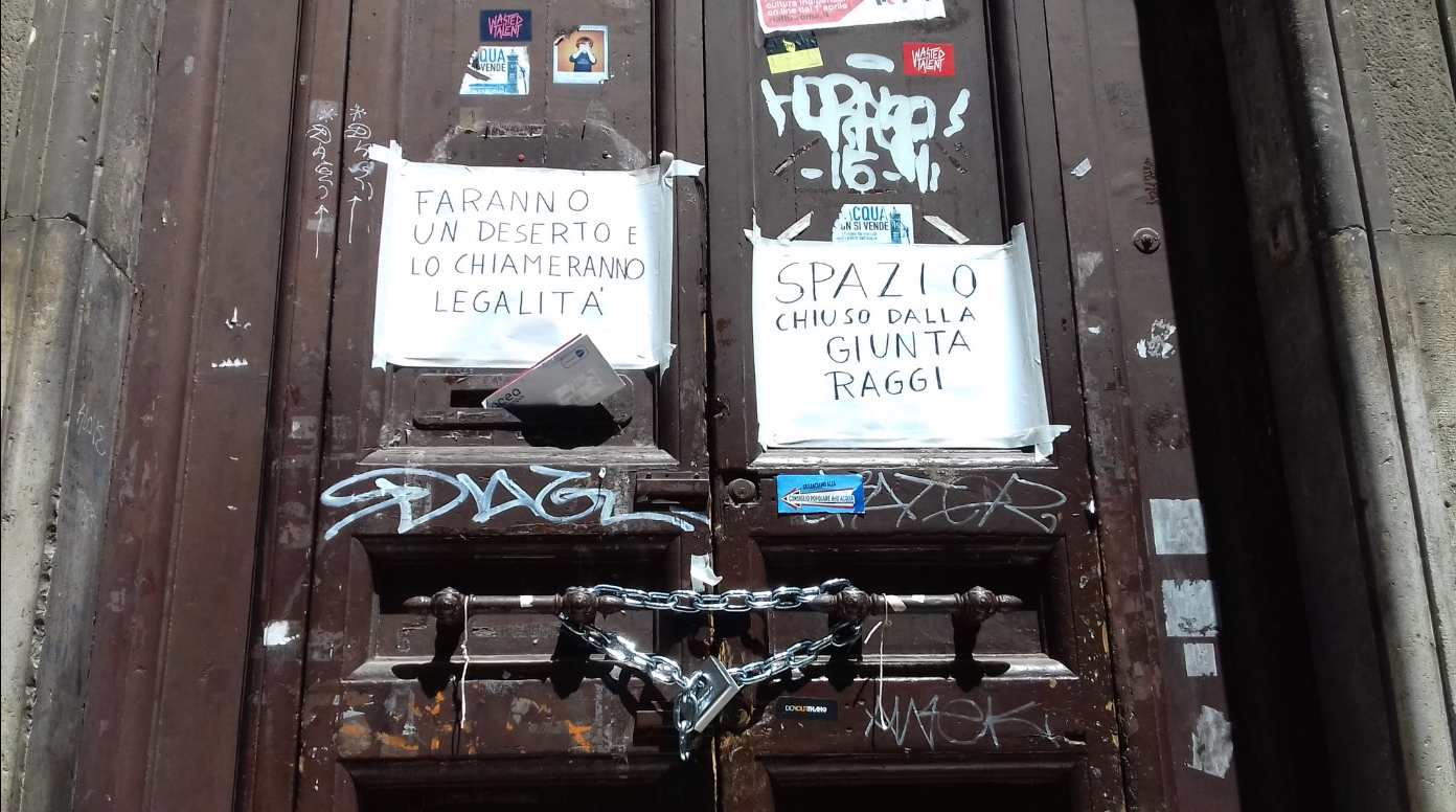 roma decide forum acqua pubblica proteste campidoglio - 3