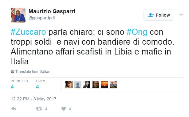 zuccaro ong commissione difesa senato - 4