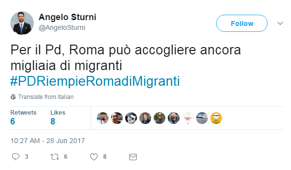 Angelo sturni m5s migranti - 1