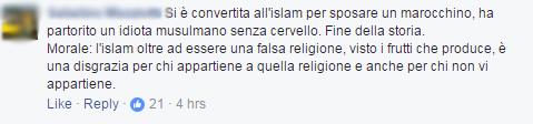 Valeria Collina Khadija madre terrorista londra italiano - 6
