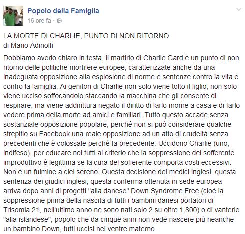 adinolfi charlie gard - 1