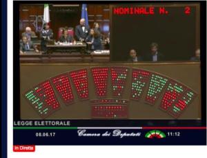 alessandro di battista emendamento fraccaro biancofiore legge elettorale camera - 3