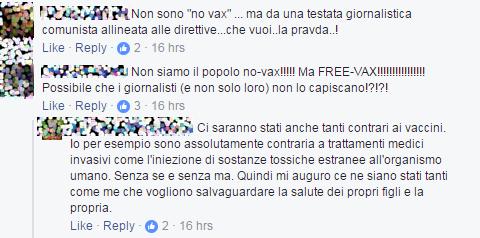 anti vax roma manifestazione - 3