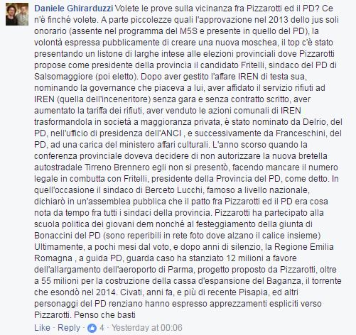 daniele ghirarduzzi parma pizzarotti sindaco 2017 -4