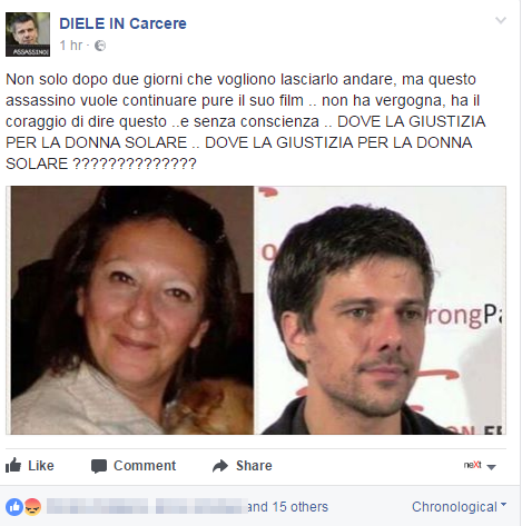 domenico diele facebook diele in carcere -1