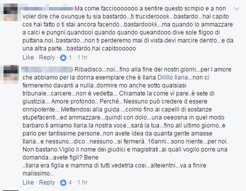domenico diele facebook diele in carcere - 3