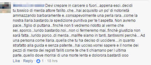 domenico diele facebook diele in carcere - 9