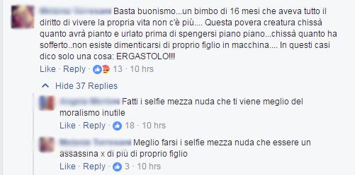 ilaria naldini bambino arezzo mamma facebook - 2