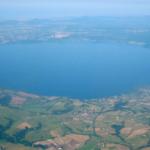 lago bracciano siccità raggi - 1