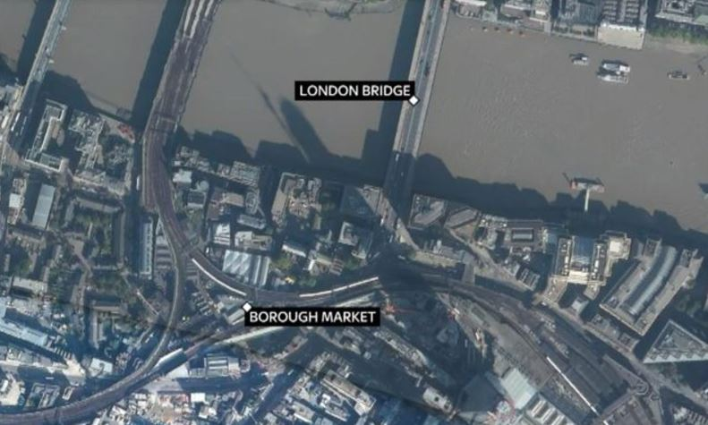 london bridge borough market