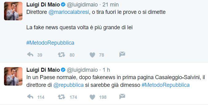 Migranti a Roma, Salvini: